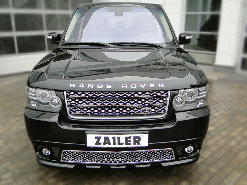 range rover vogue 2010 zailer tuning. Black Bedroom Furniture Sets. Home Design Ideas