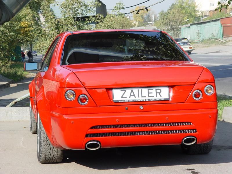 W124 Zailer Tuning