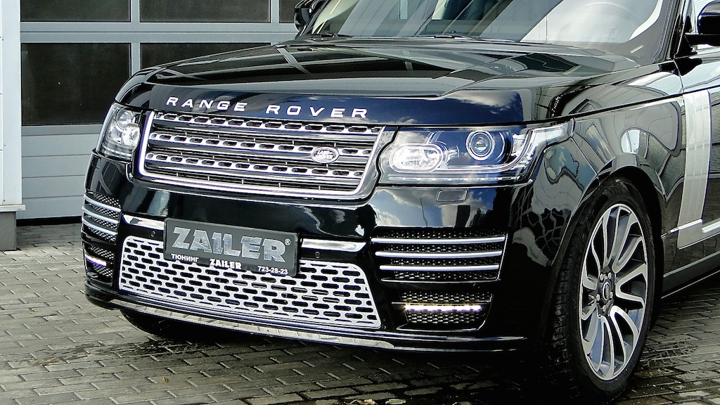 Range Rover Vogue Autobiography 2015 2016 Zailer Tuning