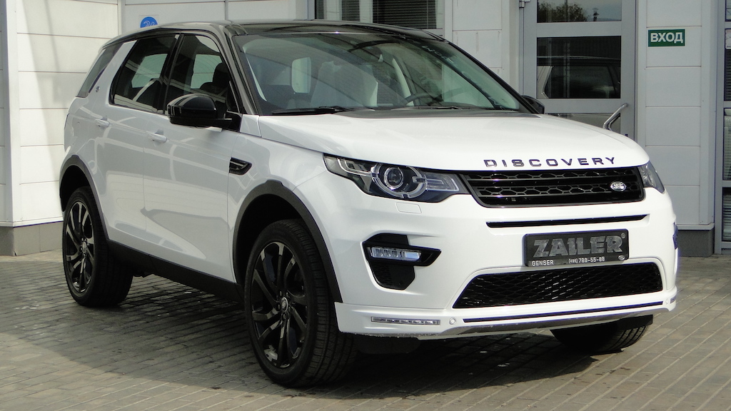 range rover discovery sport 2015 zailer tuning range rover discovery sport 2015. Black Bedroom Furniture Sets. Home Design Ideas